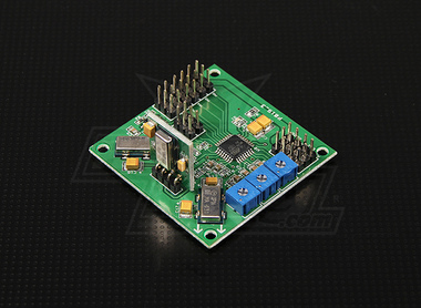 Quadcopter_control_board_v2